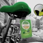 Ambient Media Bicycle